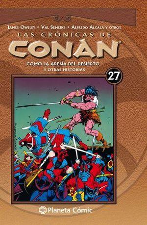 CRONICAS DE CONAN 27