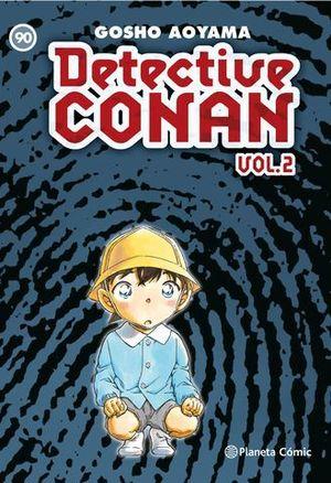 DETECTIVE CONAN VOL II
