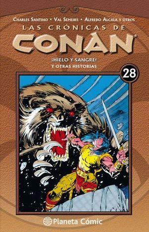 CRONICAS DE CONAN 28