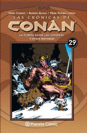 CRONICAS DE CONAN 29