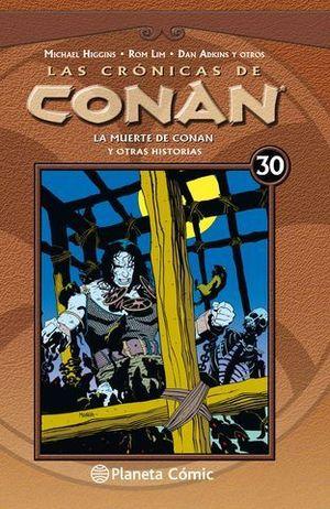 CRÓNICAS DE CONAN Nº 30/34.