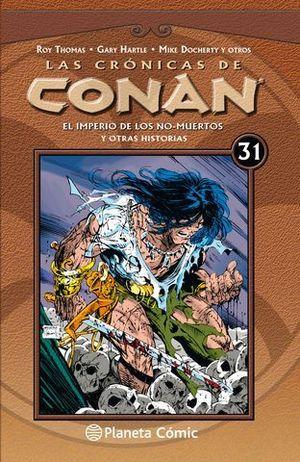 CRONICAS DE CONAN 31