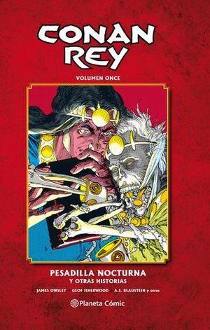 CONAN REY Nº 11/11.