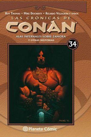 CRONICAS DE CONAN 34