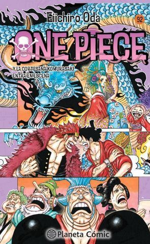 ONE PIECE Nº 92.