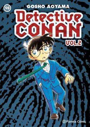 DETECTIVE CONAN II Nº 98.