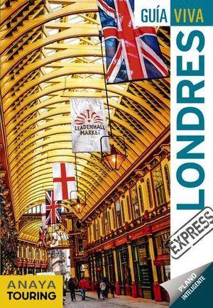 LONDRES.  GUIA VIVA EXPRESS  ED. 2019