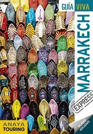MARRAKECH GUIA VIVA EXPRESS  ED. 2018
