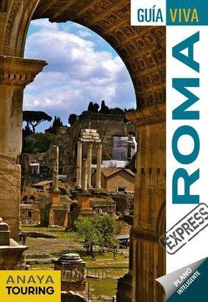 ROMA.  GUIA VIVA EXPRESS  ED. 2018