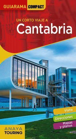 CANTABRIA.  GUIARAMA COMPACT ED. 2019