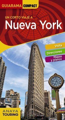 NUEVA YORK.  GUIARAMA COMPACT ED. 2019