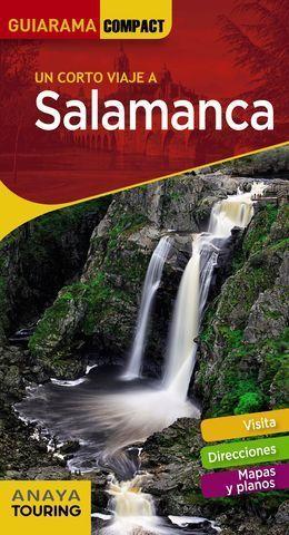 SALAMANCA.  GUIARAMA COMPACT  ED. 2018