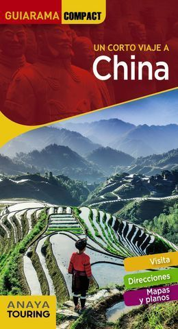 CHINA.  GUIARAMA COMPACT  ED. 2018