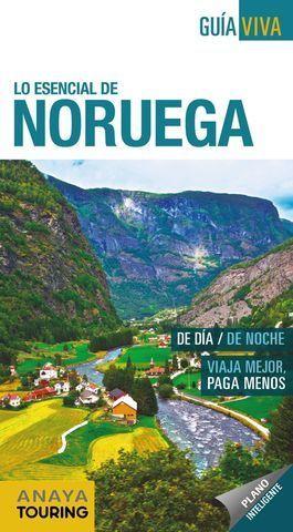 NORUEGA.  LO ESENCIAL GUIA VIVA  ED. 2019