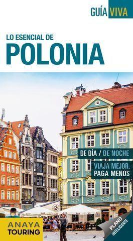 POLONIA.  LO ESENCIAL DE  GUIA VIVA ED. 2018