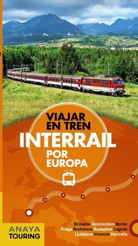 INTERRAÍL POR EUROPA ED. 2018