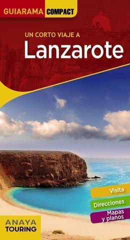 LANZAROTE  GUIARAMA COMPACT ED 2018