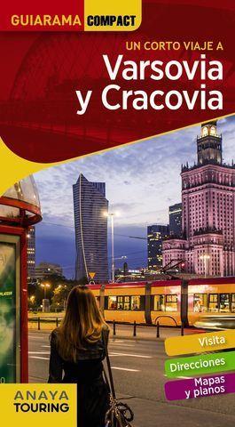 VARSOVIA Y CRACOVIA  GUIARAMA COMPACT ED 2018