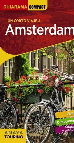 AMSTERDAM.  GUIARAMA COMPACT  ED. 2019