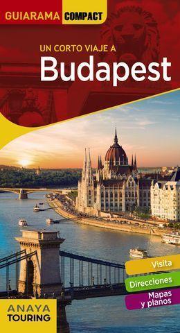 BUDAPEST GUIARAMA COMPACT  ED. 2019