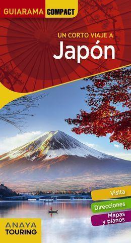 JAPON.  GUIARAMA COMPACT  ED. 2019