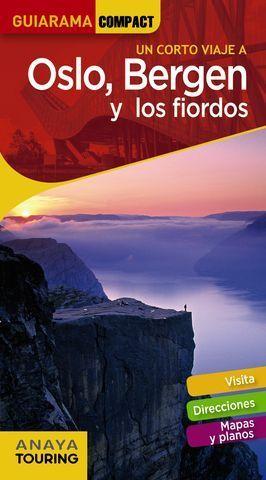 OSLO Y LOS FIORDOS GUIARA COMPACT ED. 2019