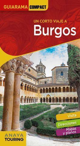 BURGOS.  GUIARAMA COMPACT  ED. 2019