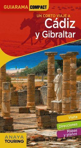 CÁDIZ Y GIBRALTAR GUIARAMA COMPACT ED. 2020