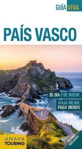 PAIS VASCO.  GUIA VIVA  ED. 2019