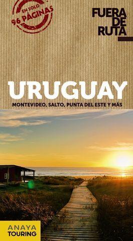 URUGUAY FUERA DE RUTA ED. 2019