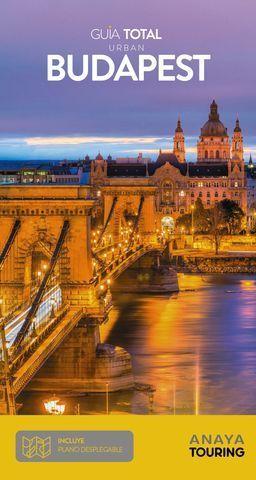 BUDAPEST.  GUIA TOTAL URBAN ED. 2019