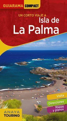 ISLA DE LA PALMA GUIARA COMPACT ED. 2019
