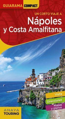 NÁPOLES Y COSTA AMALFITANA.  GUIARAMA COMPACT ED. 2019