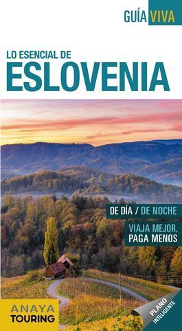 ESLOVENIA.  GUIA VIVA ED. 2019