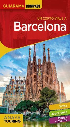 BARCELONA GUIARAMA COMPACT ED. 2019