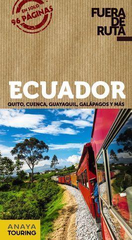 ECUADOR FUERA DE RUTA ED. 2020