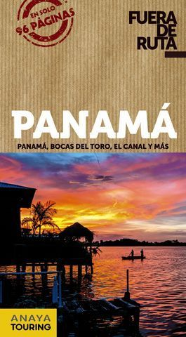 PANAMÁ FUERA DE RUTA ED. 2020