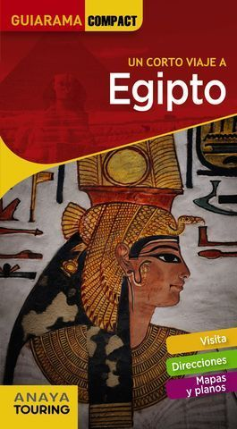 EGIPTO.  GUIARAMA COMPACT ED. 2020