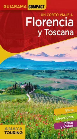FLORENCIA Y TOSCANA GUIARAMA COMPACT ED. 2020