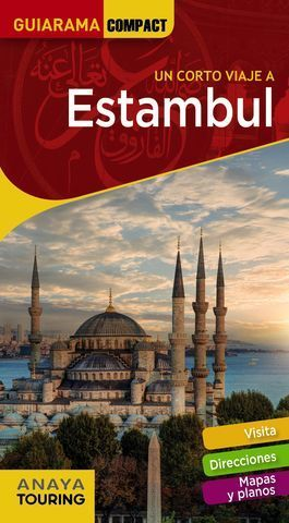 ESTAMBUL.  GUIARAMA COMPACT ED. 2020