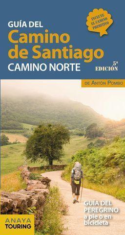 GUÍA DEL CAMINO DE SANTIAGO. CAMINO NORTE. 2021
