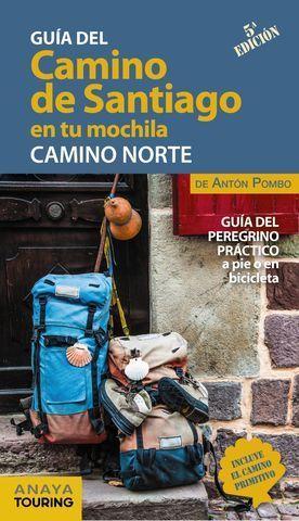 EL CAMINO DE SANTIAGO EN TU MOCHILA. CAMINO NORTE 2021