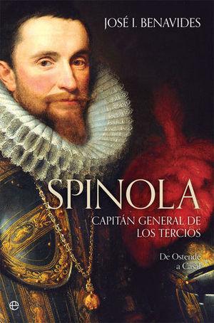 SPINOLA.  CAPITAN GENERAL DE LOS TERCIOS