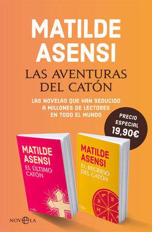 LAS AVENTURAS DEL CATON PACK ASENSI