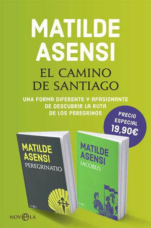 EL CAMINO DE SANTIAGO. PACK ASENSI