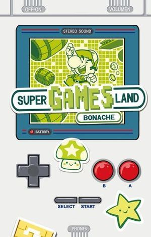 SUPER GAMES LAND DE BONACHE