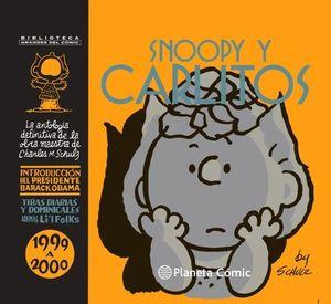 SNOOPY Y CARLITOS 1999-2000 Nº 25/25.