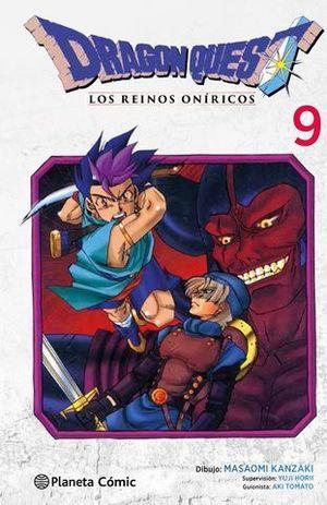 DRAGON QUEST VI Nº 09/10. LOS REINOS ONÍRICOS