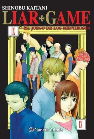 LIAR GAME Nº 09/19.