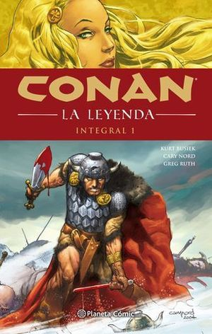 CONAN LA LEYENDA (INTEGRAL) Nº 01/04.